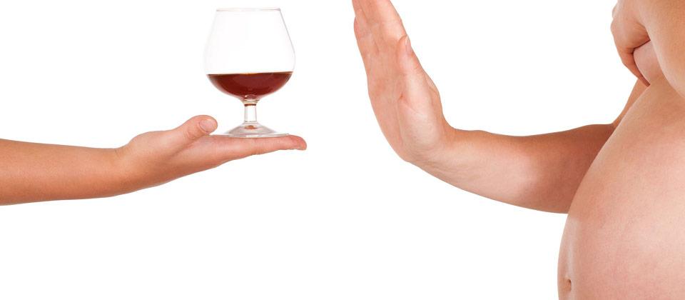 alcool et femme enceinte